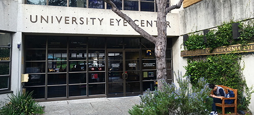 Optometry Building