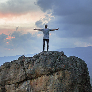 Reward success Top Of The Mountain