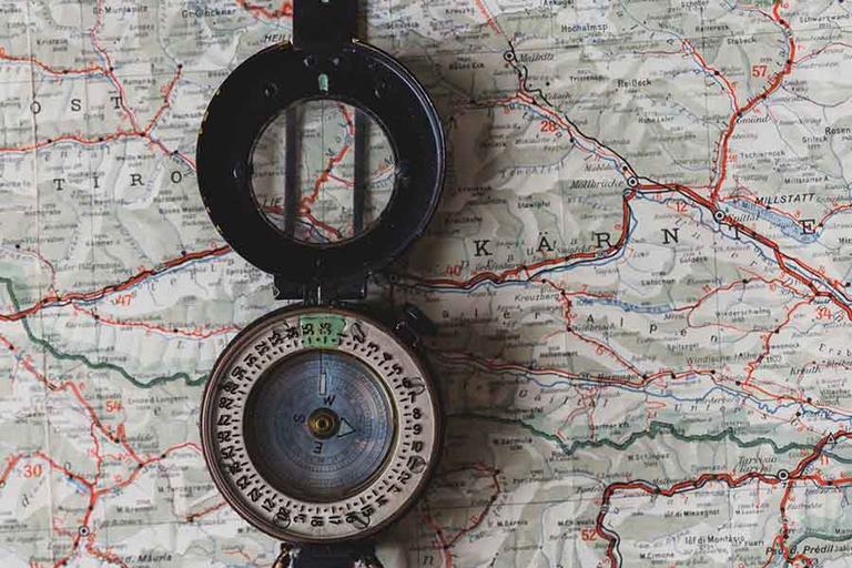 Build Your Compass Workshop logo