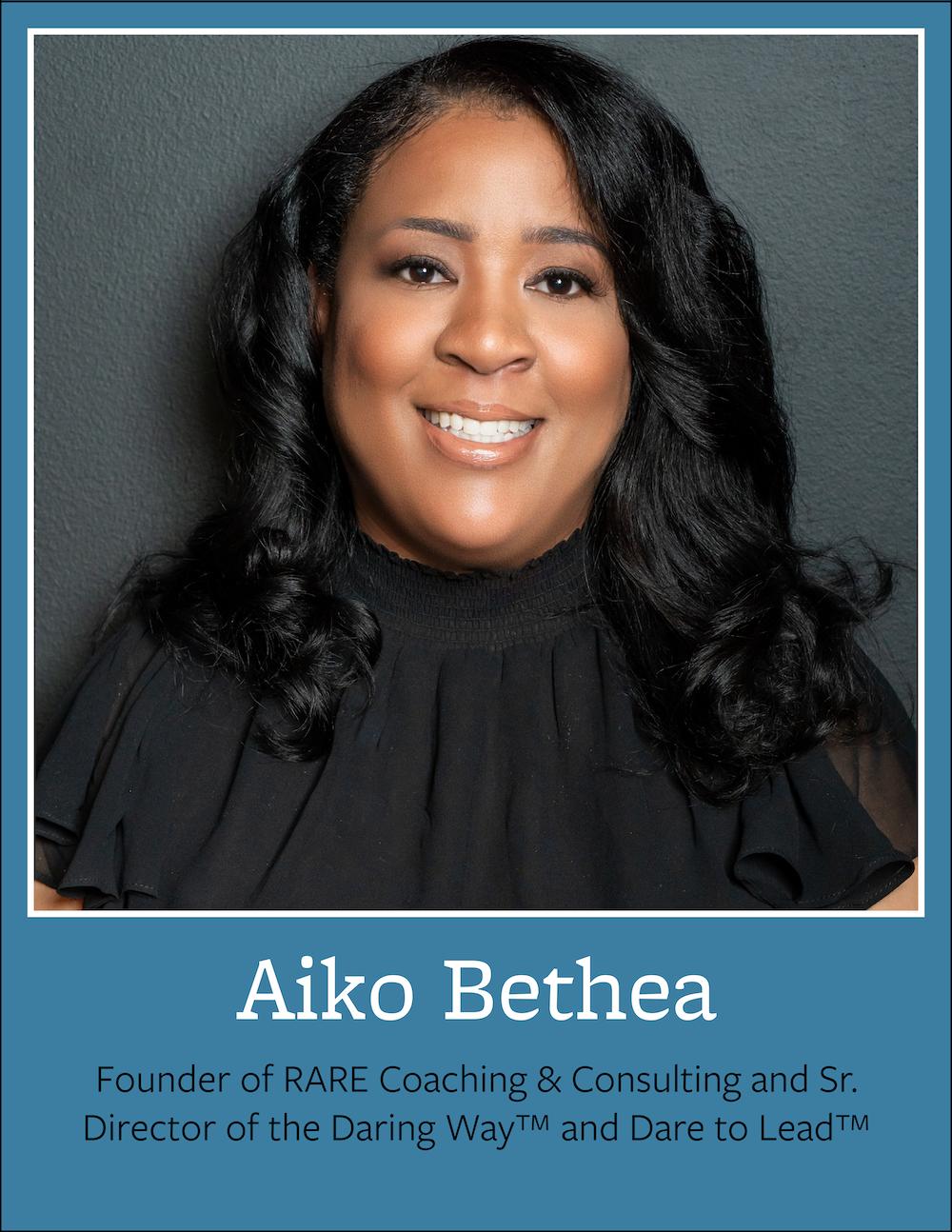 Aiko Bethea Headshot