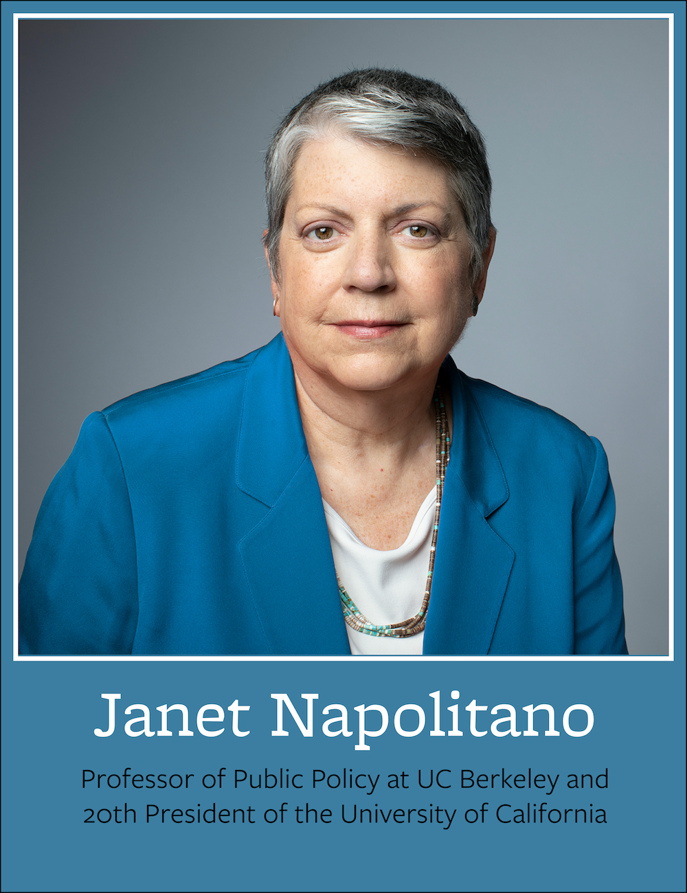 Janet Napolitano Headshot