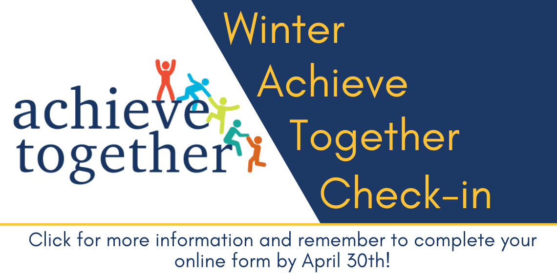 Achieve Together Check in