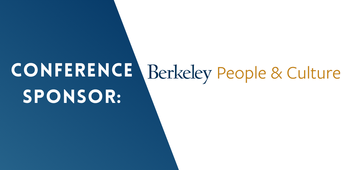 Conference Sponsor: Berkeley People & Culture