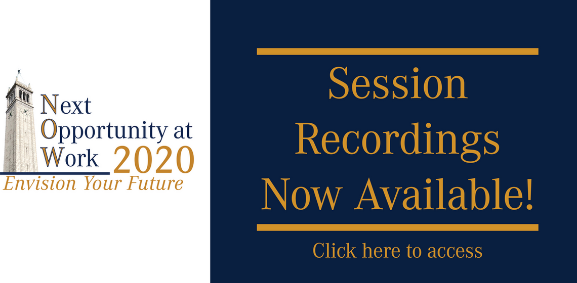 NOW Conference Recording Available