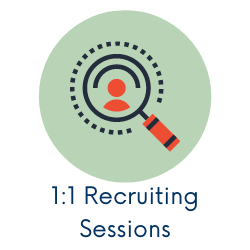1 Recruiting Sessions (Click here for more details!)