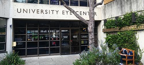 Optometry Building