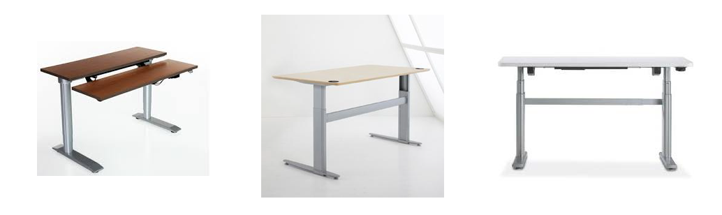 A User Height Adjustable Desk (sit Stand Desk) Can Prove To Be The Most  Appropriate Ergonomic Solution For A Variety Of Situations.