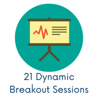 21 Breakout Sessions Available