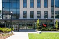Li Ka Shing Center on campus