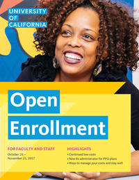 Open Enrollment - Staff Faculty Booklet Image