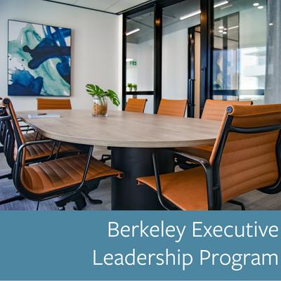 Berkeley Executive Leadership Program