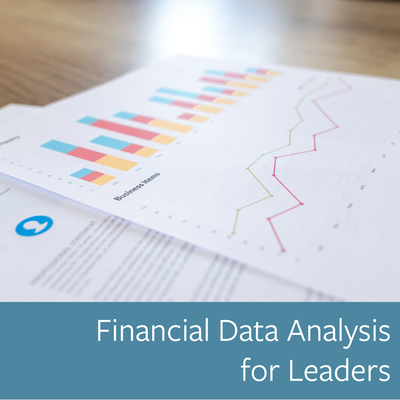 Financial Data Analysis for Leaders