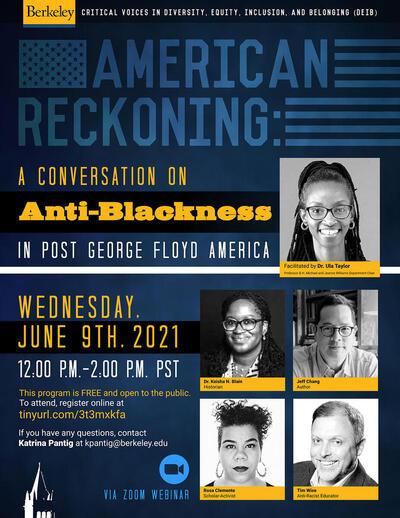 A Conversation on Anti-Blackness
