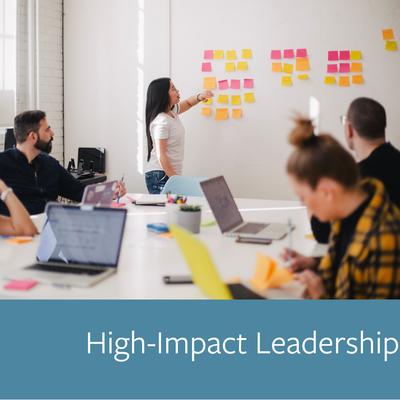 High Impact Leadership