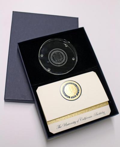 Service Award Presentation box