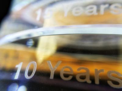 Service Award 10 years