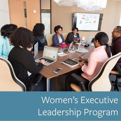 Women's Executive Leadership Program